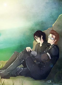 Older!Ignoct by Iwonn