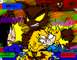 UCF Flashpoint 6 Way Vixens Title Match pg 7 by ralphbear