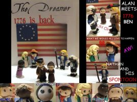The Dreamer: Era-Mixup Contest by Mrs-Lovetts-Meat-Pie
