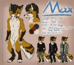 Max Reference [C] by ZiggyJ101