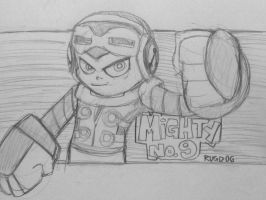 Support MIGHTY No.9 by rugdog