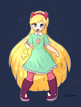 Star vs the Forces of Evil by ACharmingPony
