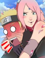 .:NaruSaku.You and Me:. by BlissfulGold
