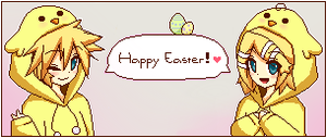 .:Happy Easter!:. by Aokikuri