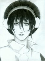 Toph by MarshiMallow