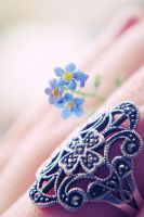 Forget me not... by Snowflake20