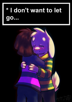I don't want to let go 2017 by Zander-The-Artist