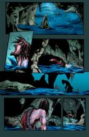 Neverland 3, pg 21 colors by jembury