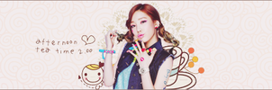 Taeyeon 02 by lisababier