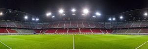 Woerthersee Stadium Klagenfurt by Nightline