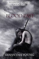Blood Past by Samantha Young by Phatpuppyart-Studios