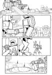 Shattered Collision page 37 ink by shatteredglasscomic