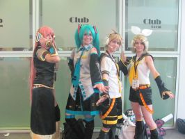 Vocaloid Anime Expo 2011 by Kyoku-Takaishiama