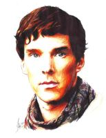 Third Star - James (Benedict Cumberbatch) by Shuploc