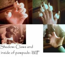 Shadow Paw- WIP by Sharpe19