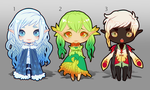 [CLOSED] Offer-To-Adopt Elves by Valkymie