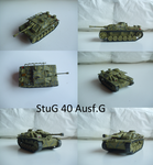 StuG 40 Ausf. G by Teratophoneus