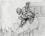 SPIDERMAN - ABOVE THE NOISE by Hey-Abbott