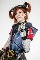 Borderlands 2: Mechromancer by KayomiPL