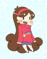 Gravity Falls: Mabel by Mu-Chi