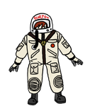 Spacesuit by TGTempleton