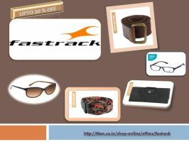 Fastrack Products Online Offers by Sharma1992