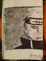 Pain from Naruto cx by AricStewart