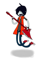 AT GB: Marshall Lee... by DJdannie4610