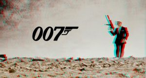 007 3-D conversion by MVRamsey