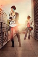 Life is Strange: Cross Paths by ShaeUnderscore