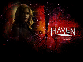 Haven Poster - Audrey Parker 1 by feel-inspired