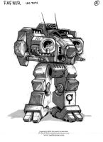MechWarrior Fail: Fafnir by Mecha-Zone