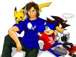 UT collab_MGS,SONIC,Pokemon by maruringo