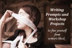 Writing Prompts and Workshops by jamberry-song