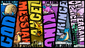Twitch Plays Pokemon - The Chosen Team by Cubonator
