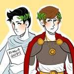 We are your new gods by cassbutts