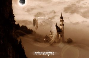 solar eclipse by Chimonk