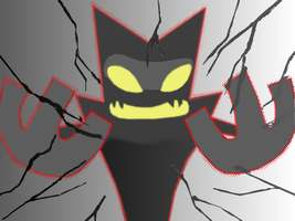 New ID Contained evil by ShadowStanEnvy