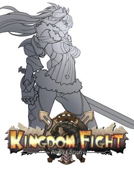 kingdom fight  test01 by kinggainer