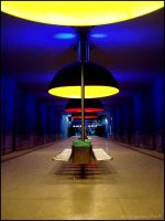 munich underground no. 14 by herbstkind