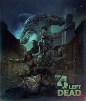 The 4 Left Dead by atomhawk
