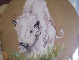 White Buffalo by Doomsday71