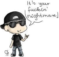 M. Shadows by ClearGuitar