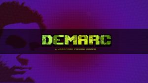 Demarc Youtube Banner by StickstoMagnet