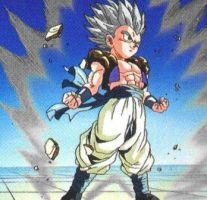 now diff super saiyan by Tridenkouze