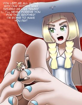 Lillie's Lament by Micro-Mike