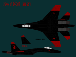 Legion of Discord SU-27 by lonewolf3878