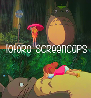 Totoro Screencaps by DarkSideofGraphic