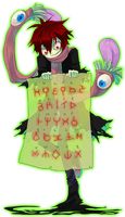 The Alphabet - SOLVED by Leaglem