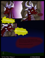The Price of Power: Prolog pg. 3 by Nivviax
